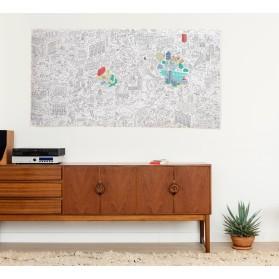 Goma Dust Free de Faber Castell