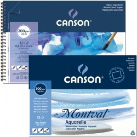 Canson Montval espiral