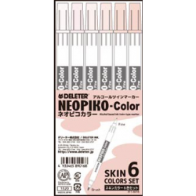 Neopiko Color 6 Piel