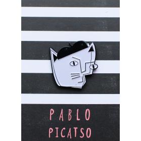 NI Pablo Picatso Pin
