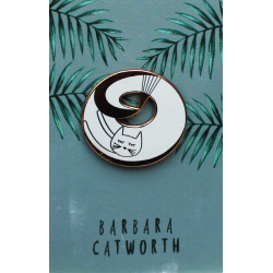 NI Barbara Catworth Pin