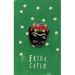 NI Frida Catlo Pin
