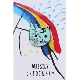 NI Catdinsky Pin