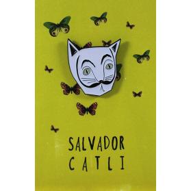 NI Salvador Catli Pin