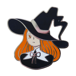 HE Black Mage Pin