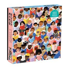 Puzzle 1000 Book Club