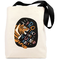 Tote Bag Protect the...