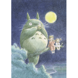 Cuaderno My Neighbor Totoro