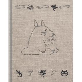 Sketchbook My Neighbor Totoro