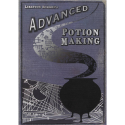 Advanced Potion Making Journal