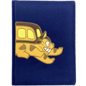 Cuaderno Totoro Cat bus