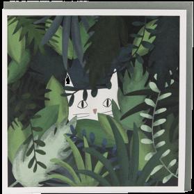 Postal Jungle Cats