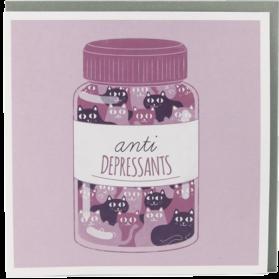 Postal Anti Depressant Cats