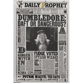 MI Dumbledore: Daft or...