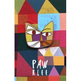 NI Paw Klee Pin