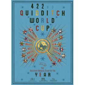 MI Quidditch World Cup Postal