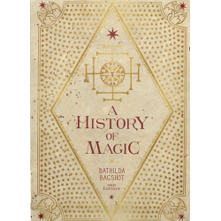 MI A History Of Magic Postal