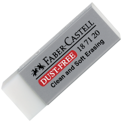 Goma Faber Castell Dust Free