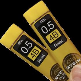 Minas 0.5mm 4B Pentel