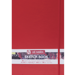 Sketchbook ArtCreation Rojo