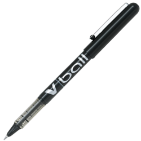 Pilot V-Ball 0.5 Negro