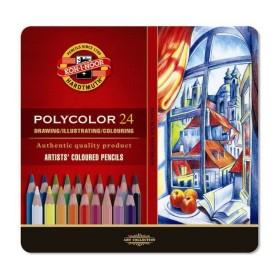 Caja 24 Polycolor