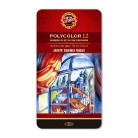 Caja 12 Polycolor