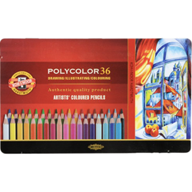 Caja 36 Polycolor