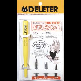 Deleter Trial Set Pen