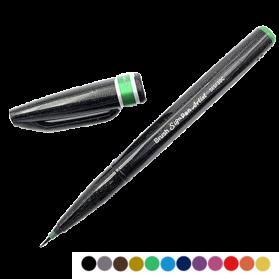 Pentel Sign Pen verde