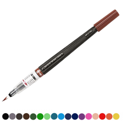 Pentel Color marrón
