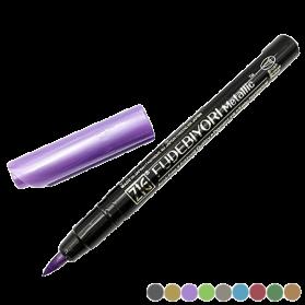 Fudebiyori violeta