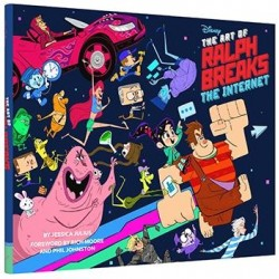 The Art of Ralph Breaks the...