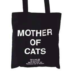 NI Tote Mother of Cats