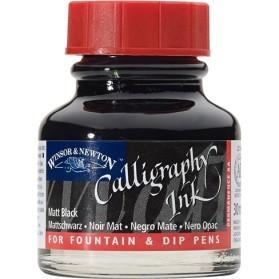 Tinta caligrafía W&N Negro...