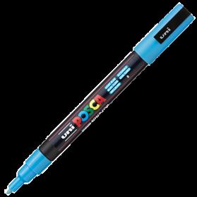 Posca PC3MR azul claro
