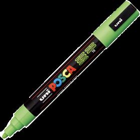 Posca PC5M verde manzana