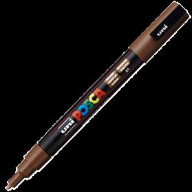 Posca PC3MR marrón