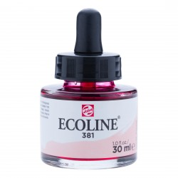 Ecoline 381 Pastel Red
