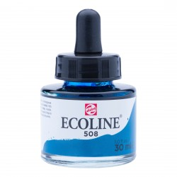 Ecoline 508 Prussian Blue