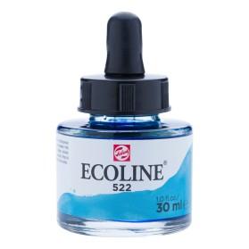 Ecoline 522 Turquoise Blue