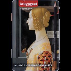 Caja 12 Bruynzeel Ghirlandaio