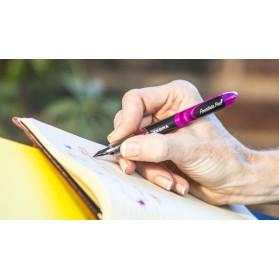 Pen Touch Calligrapher Blanco extra fino