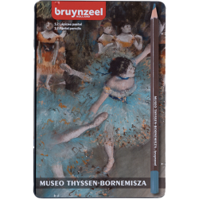 Caja 12 Bruynzeel Degas