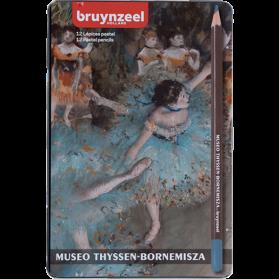 Caja 12 Pastel Bruynzeel Degas