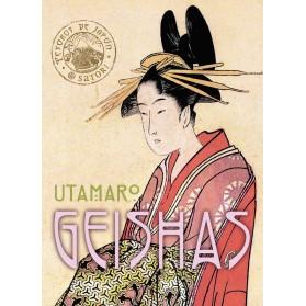 Geishas (Libro de postales)