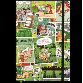 Libreta Astérix Verde
