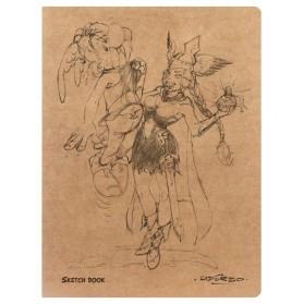 Sketchbook Astérix A5 90g