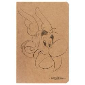 Cuaderno Astérix A6