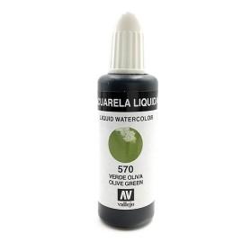 Vallejo 570 Verde oliva